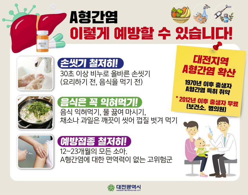 대전시 A형 간염 방역대책 강화_홍보포스터.jpg