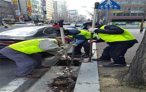 대전시 도로, 여름철 폭우에도 걱정 없어 2.jpg